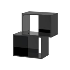 "Baja Stackable 32.6"" Bookcase"