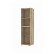 "Structure 4 Shelf 59.5"" Bookcase"