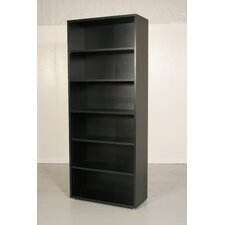 "Pierce 87.28"" Office Bookcase"