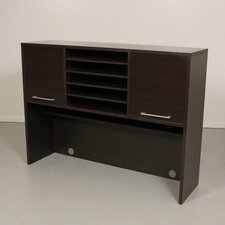 "Pierce Office 43.25"" H x 59"" W Desk Hutch"