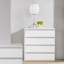 <strong>Tvilum</strong> Tucson Bedroom 4 Drawer Chest