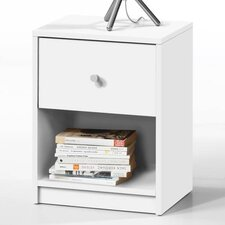 <strong>Tvilum</strong> Portland 1 Drawer Nightstand