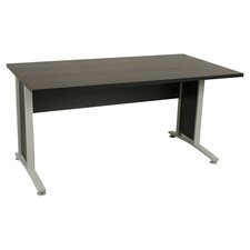 Pierce Computer Desk Top with Metal Legs