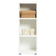 "Fairfax Short Narrow 48"" Bookcase"