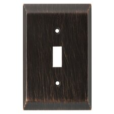 Stately Single Switch Wall Plate