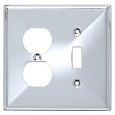 Beverly Single Switch/Duplex Wall Plate