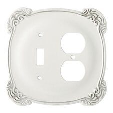 <strong>Brainerd</strong> Arboresque Single Switch/Duplex Wall Plate