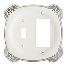 <strong>Brainerd</strong> Arboresque Single Switch/Decorator Wall Plate