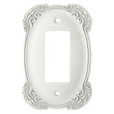 Arboresque Single Decorator Wall Plate