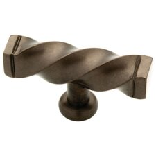 "<strong>Liberty Hardware</strong> Iron Craft 0.75"" Novelty Knob"