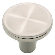 "Venue Pillowed 1.25"" Round Knob"