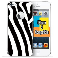 JcSkin Zebra Print iPhone5 Hard Case