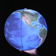 Light Up Marble Globe (Set of 6)