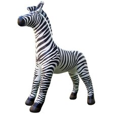Inflatable Lifelike Zebra