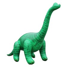 <strong>Jet Creations</strong> Inflatable Brachoisaurs (Set of 3)