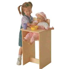 Play Doll High Chair