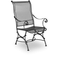 <strong>Meadowcraft</strong> Alexandria Dining Arm Chair