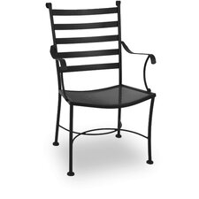 <strong>Meadowcraft</strong> Del Rio Dining Arm Chair