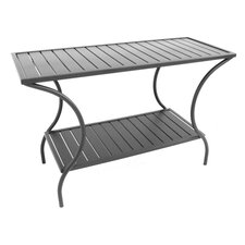 <strong>Meadowcraft</strong> Slat Console Table