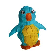 Mini Polly Wanna Pinatas Penguin Bird Toy