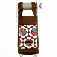 Daisy Rose Crutch Bag