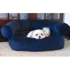 Pet Sofa Bed in Microfiber