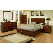 <strong>AYCA Furniture</strong> Solitude Panel Bedroom Collection
