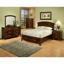 Firefly Storage Panel Bedroom Collection