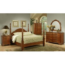 American Heritage Four Poster Bedroom Collection