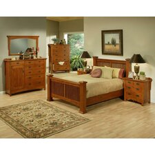 <strong>AYCA Furniture</strong> Heartland Manor Slat Bedroom Collection