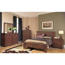 <strong>AYCA Furniture</strong> Fergus County Panel Bedroom Collection