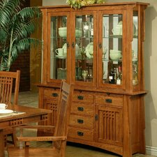 <strong>AYCA Furniture</strong> Bungalow China Cabinet