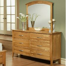 <strong>AYCA Furniture</strong> Firefly 6 Drawer Dresser