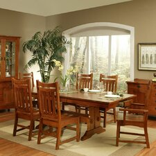 <strong>AYCA Furniture</strong> Heartland Manor 7 Piece Dining Set