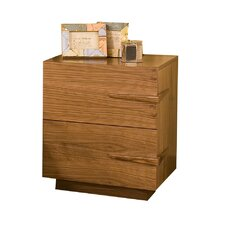 <strong>Tucker Furniture</strong> Sideways 2 Drawer Nightstand