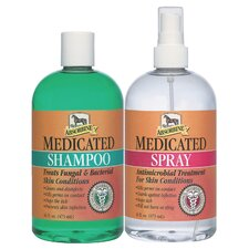 Medicated Shampoo and Spray