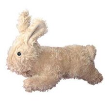 <strong>Tuffy's Pet Products</strong> Bunny McHop Farm Rabbit Dog Toy