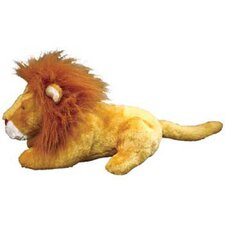 <strong>Tuffy's Pet Products</strong> Linus Safari Lion Dog Toy
