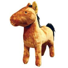 <strong>Tuffy's Pet Products</strong> Haydin Farm Horse Dog Toy