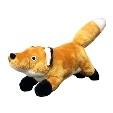 <strong>Tuffy's Pet Products</strong> Mighty Junior Nature Fox Dog Toy