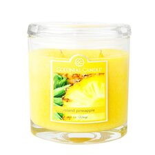 Island Pineapple Jar Candle