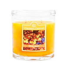 Falling Leaves Jar Candle