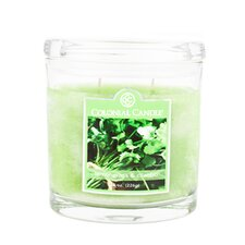 Lemongrass and Cilantro Jar Candle
