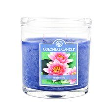 <strong>Colonial Candle</strong> Water Lily Jar Candle