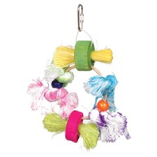Stick Stax Lots of Knots Small Bird Toy