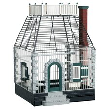 Featherstone Heights Stone Cottage Keet/Tiel Home  Bird Cage
