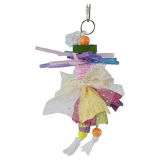 Calypso Creations Spinning Straws Small Bird Toy