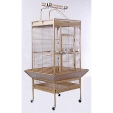 Signature Series Select Wrought Iron Cage - 24x20x60