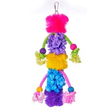 Calypso Creations Wild-N-Wooly Large Bird Toy