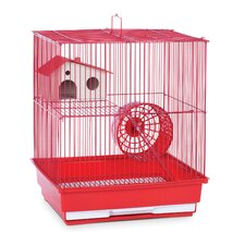 Two Story Hamster and Gerbil Cage